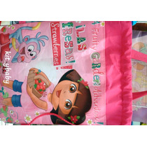 Fiesta De Dora La Exploradora, Morral-mochila Dulcero