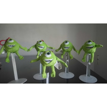 Monsters Mike Wazowski Tus Invitaciones 12 Por $590.00 Maa