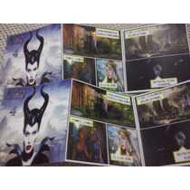 12 Invitaciones Comic Malefica Tipo Historieta Nuevas!