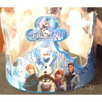 Frozen Coronas Para Cumpleaños