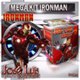 Ironman Iron Man Invitaciones Kit Imprimible Y Mas Jose Luis