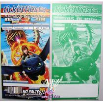 Dragón Chimuelo Invitaciones Para Fiesta