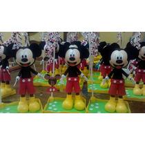 Centro De Mesa Mickey Mouse, Fiestas Infantiles, Recuerdos