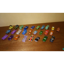 Disney Cars Tipo Huevo Kinder
