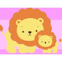 Kit Imprimible Animalitos Baby Shower Diseña Tarjetas Y Mas