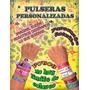 70 Pulseras Personalizadas 1.5 Cm Publicidad Fiesta Politica