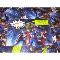 15 Invitaciones Economicas Avengers
