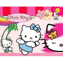 Kit Imprimible Hello Kitty Diseñá Tarjetas , Cumples Y 2x1