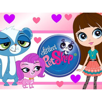 Kit Imprimible Candy Bar Littlest Pet Shop Golosinas Y 2x1