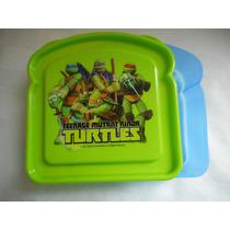 Fiesta Porta Sandwich Tortugas Ninja Mutant Turtles!