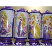 Centros De Mesa Recuerdos Piñata ,lamparas Rapunzel