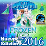 Frozen Fever Kit Imprimible Invitaciones Recuerdos 2x1 2016