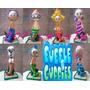 Centros De Mesa,fofuchas,cumpleaños,bubble Guppies Y Mucho +