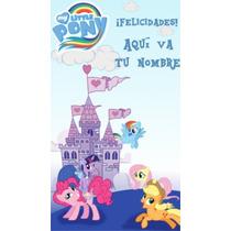 Bolsa Para Fiestas Infantiles My Little Pony 50 Pz