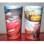 Fiesta Cars Vaso Lenticular 3d Como Recuerdo