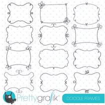 Kit Imprimible Pack Frames Etiquetas Label 2 Clipart