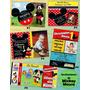 Invitaciones De Mickey Mouse-invitaciones Infantiles