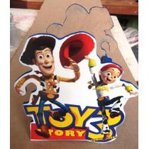 Dulcero De Toy Story De Madera Mdf Para Fiestas Infantiles