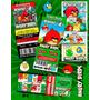 Invitaciones De Angry Birds- Invitaciones Infantiles
