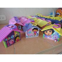 Dulceros Bolos Aguinaldos Dora Disney Lalaloopsy $20 Vbf