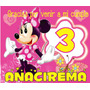 Dulceros Casitas Minnie Mimi Mickey Villano Favorito $18