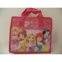Fiestas Princesas 10 Bolsas Loncheras Dulceros Piñata