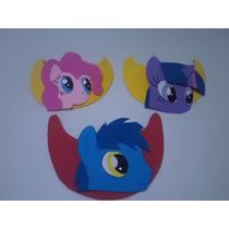 Viseras My Little Pony, Fiesta Infantiles,gorros, Recuerdos