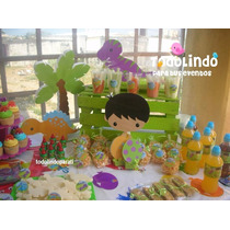 Baby Dinosaurio Kit Imprimible Para Decorar Tu Fiesta