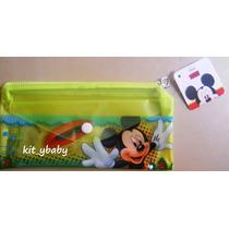 Lapícera De Mickey Y Minnie Mouse Fiesta, Regalo Premio