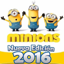 Kit Imprimible Minions Mi Villano Favorito + 2 Kit Gratis!