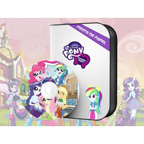 Ki-087 Kit Imprimible Editable My Little Pony Equestria Girl