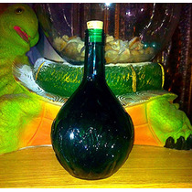 Botellas De Cristal Con Corcho Incluido.