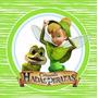 Kit Imprimible Tinker Bell Campanita Candy Bar Golosinas 2x1