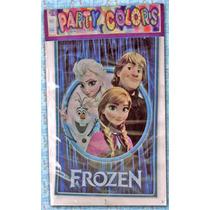 Bolsitas Para Dulces Frozen 17x26cm (paquete Con 25 Piezas)