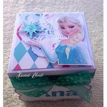 Invitaciones Para Niña (3 Años) Frozen