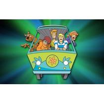 Kit Imprimible Scooby Doo Invitaciones Fiesta Aniversario