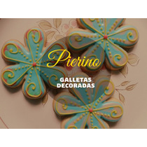Galletas Decoradas Pierino