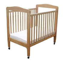 Cuna Window Crib - Fixed Sides