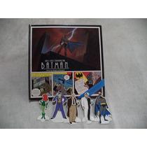 Batman Libro Juego Tridimensional Español 1994 De Coleccion
