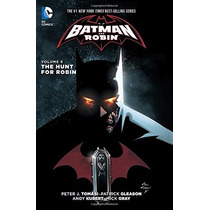 Batman And Robin Vol 6 The Hunt For Robin (the New 52) Dura