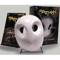 Libro Batman: The Court Of Owls Mask And Book Set The New 52