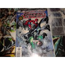 Dc Green Lantern #44 Blackest Night Comic Nuevo