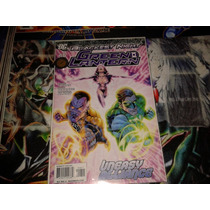 Dc Green Lantern #46 Blackest Night Comic Nuevo