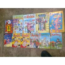 Archie,la Pantera Rosa,tom Y Jerry,comics Lote No Batman