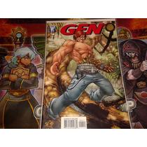 Wildstorm Gen 13 #4 World Storm Comic En Ingles 2007