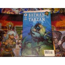 Dc Batman/tarzan Claws Of Catwoman 4/4 Comic En Ingles