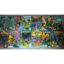 Marvel Vs Dc Amalgam Justice Stan Lee Crisis Vid Especiales