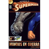 Superman - Mundos En Guerra (14 Tomos) - Envío Gratis
