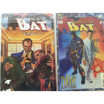 Shadow Of The Bat, The Nobody And The Turant De 1994 Y 1993