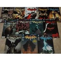 Batman La Corte De Los Buhos 1 Al 12 Coleccion Televisa